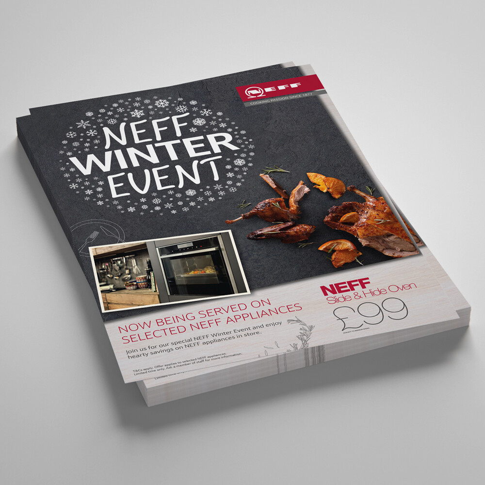 A6 120gsm Uncoated Flyers