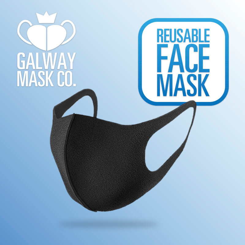 100 X Resuseable Face Masks                    €0.80 Each