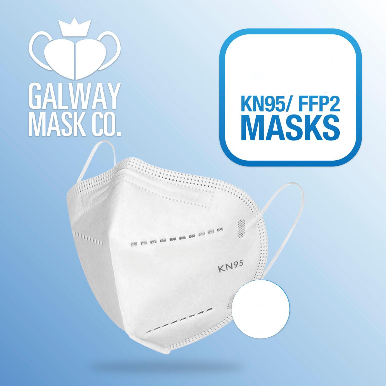 40 X FFP2 Face Mask. €0.80 Each