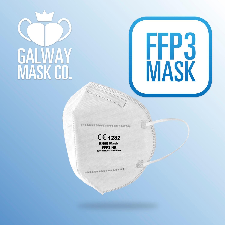 20 x FFP3 Filtering Particulate Respirator         €3.50 each
