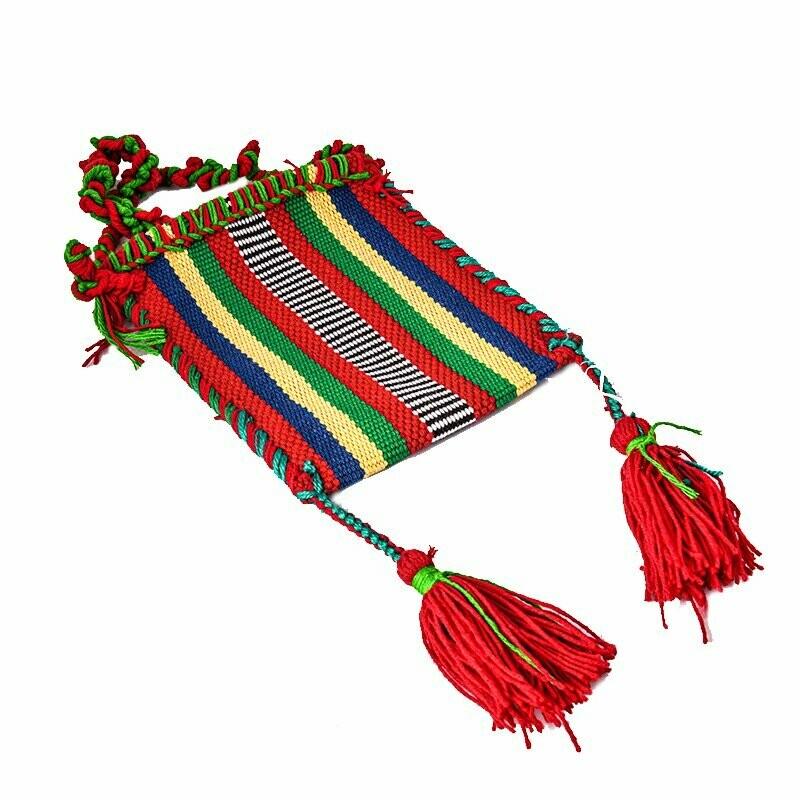 Sadu Handbag Al Dhalla Pattern