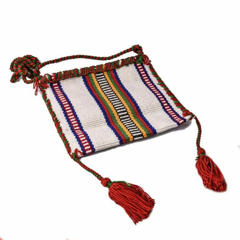 Sadu Bag Al Dhalla Pattern