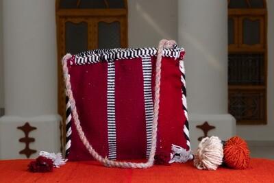 Sadu Bag Al Dhallah Pattern