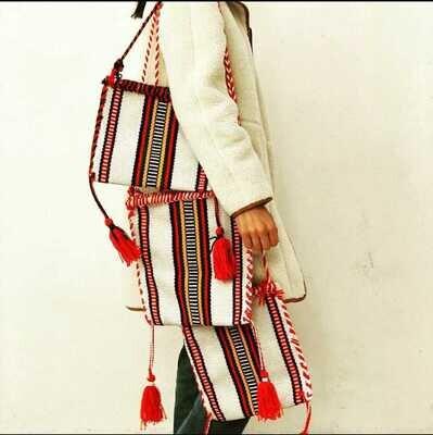 Sadu Bag Handbag Dhalla Pattern