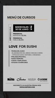 Love fo Sushi