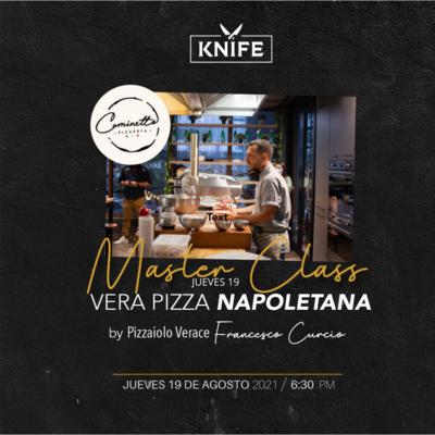 Masterclass Vera Pizza Napoletana