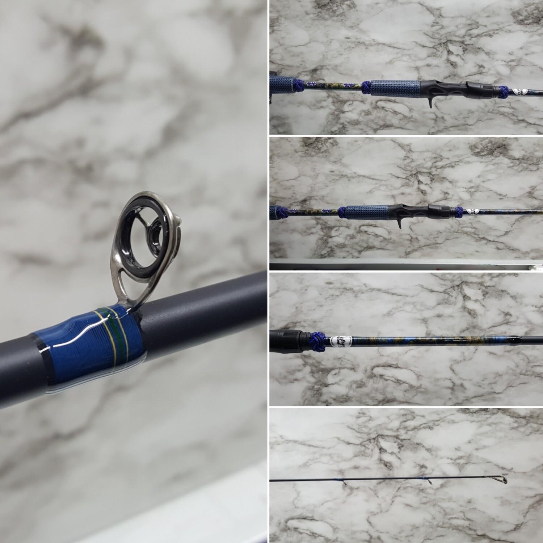 ISJ Series - Inshore Rods