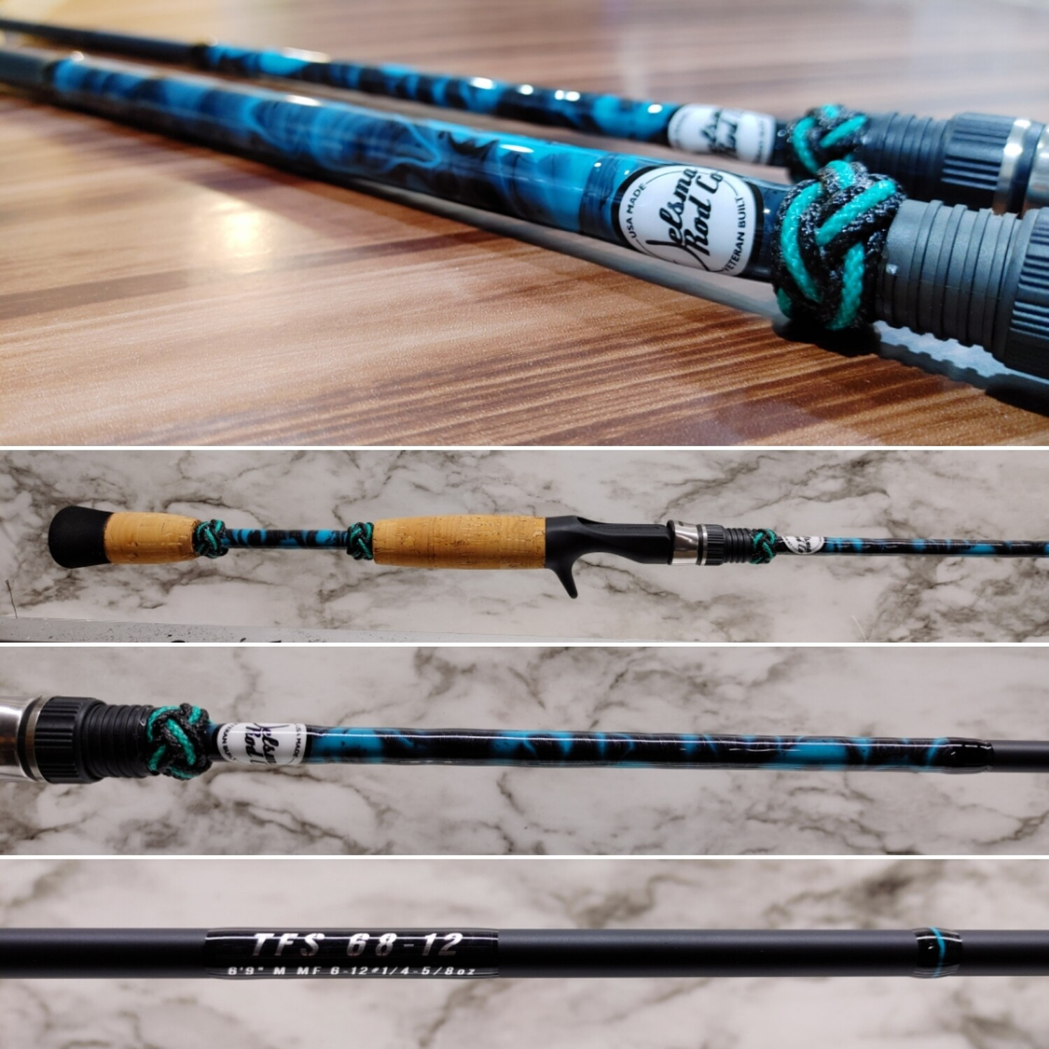 TFS Series - Trout Fishing System