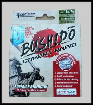 Bushido Combat Braid