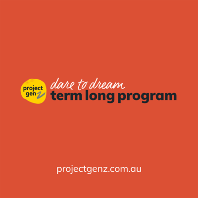 Dare to Dream term long online enterprise program Age 10-17