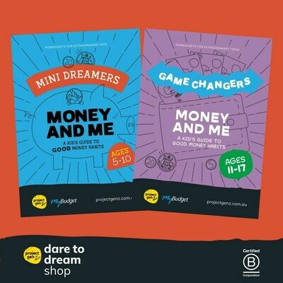Money and Me.. A teen's guide to good money habits