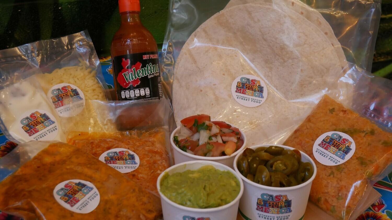 Burrito Kit