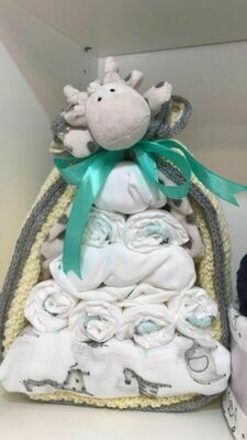 Baby Nappy Cakes