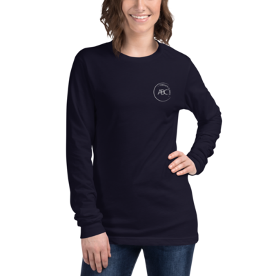 ABC Clinics Unisex Long Sleeve Tee