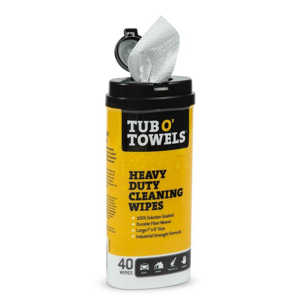 Tub O Towels 40 Count