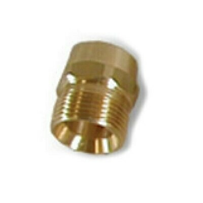 3/8' Female Suttner ST-41 Brass Screw Nipple