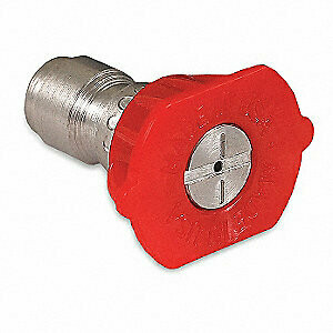 Suttner RED 0° Quick Connect Nozzle