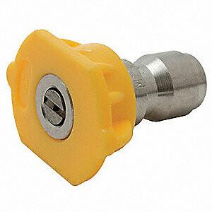 Suttner YELLOW 15° Quick Connect Nozzle
