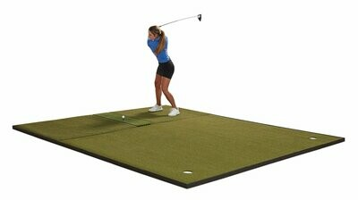 Fiberbuilt Combo Mat System, Center Hitting, 10' x 12'