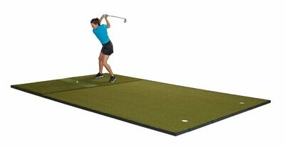 Fiberbuilt Combo Mat System, Center Hitting, 10' x 16'