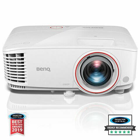 BenQ TH671ST HD Short-throw Golf Sim Projector (like new)
