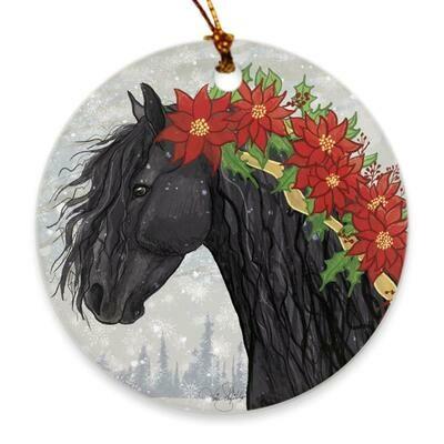 Equine Ornaments
