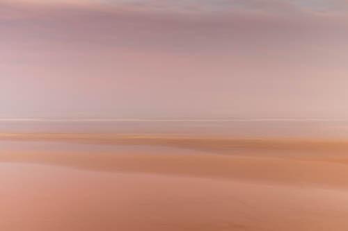 Bamburgh beach, sunrise
