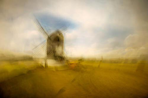 Pitstone windmill