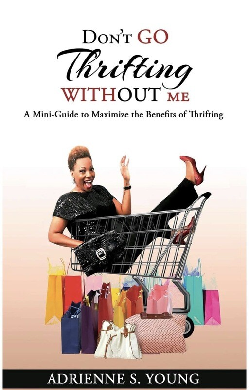 Don't Go Thrifting Without Me Paperback