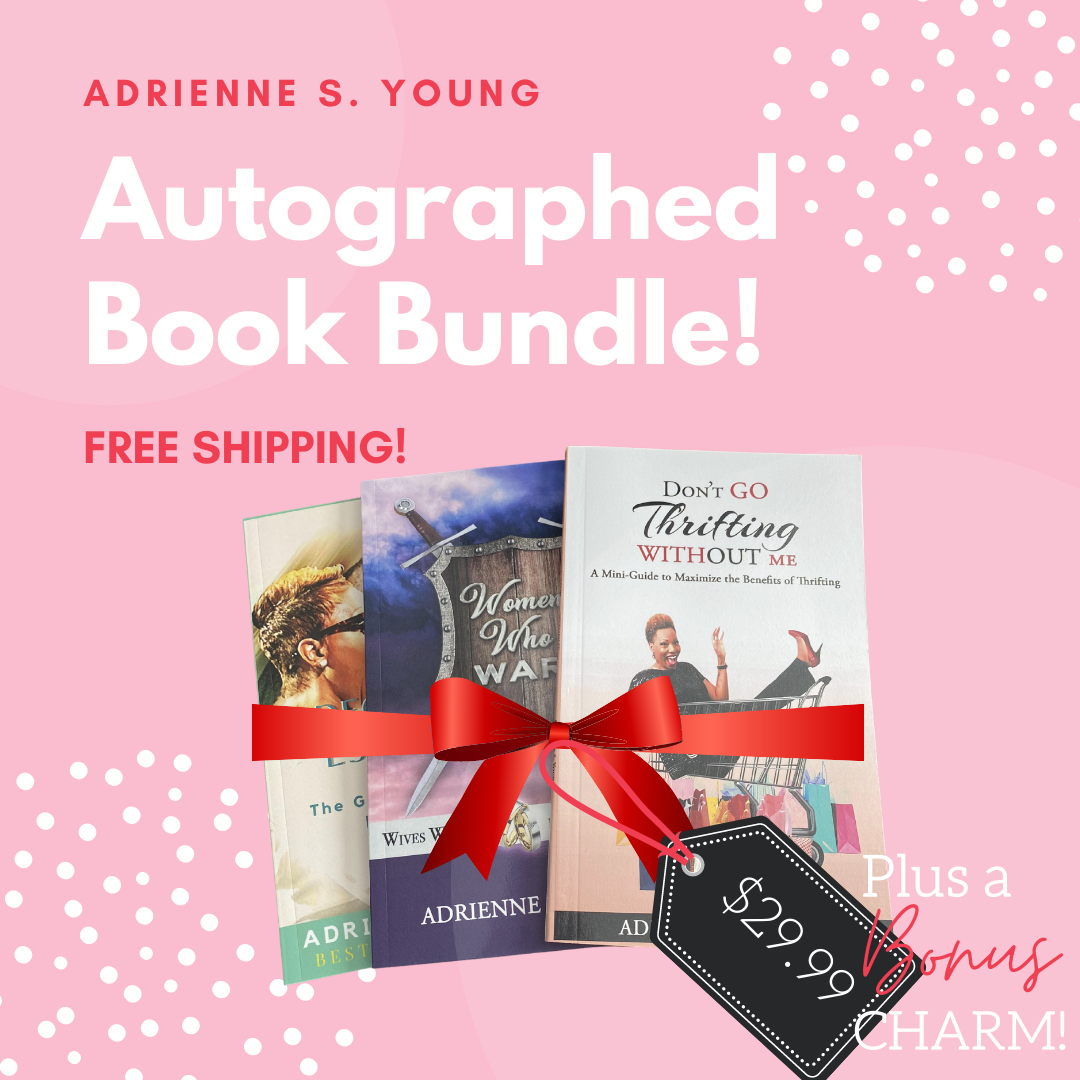 Autographed Book Bundle!