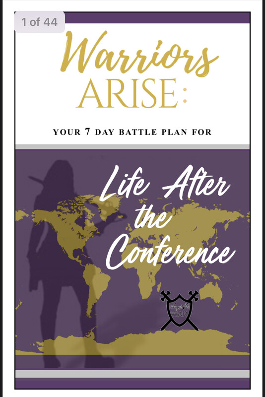 7 Day Battle Plan: Life After The Conference