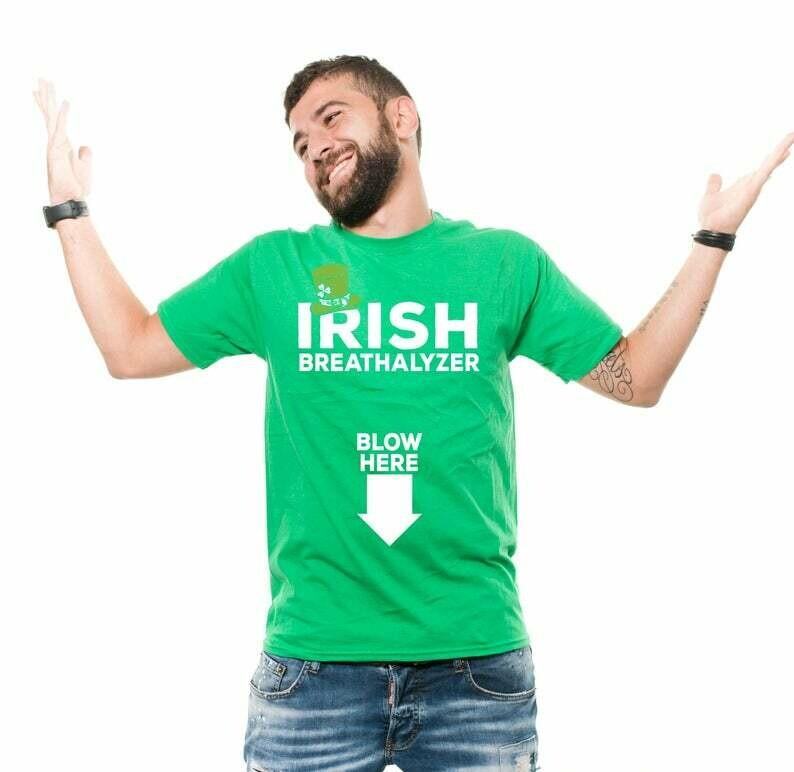 Saint Patricks day Funny Irish T-shirt Party Drinking Tee shirt Mens Funny Shirt St patricks day Tee shirt