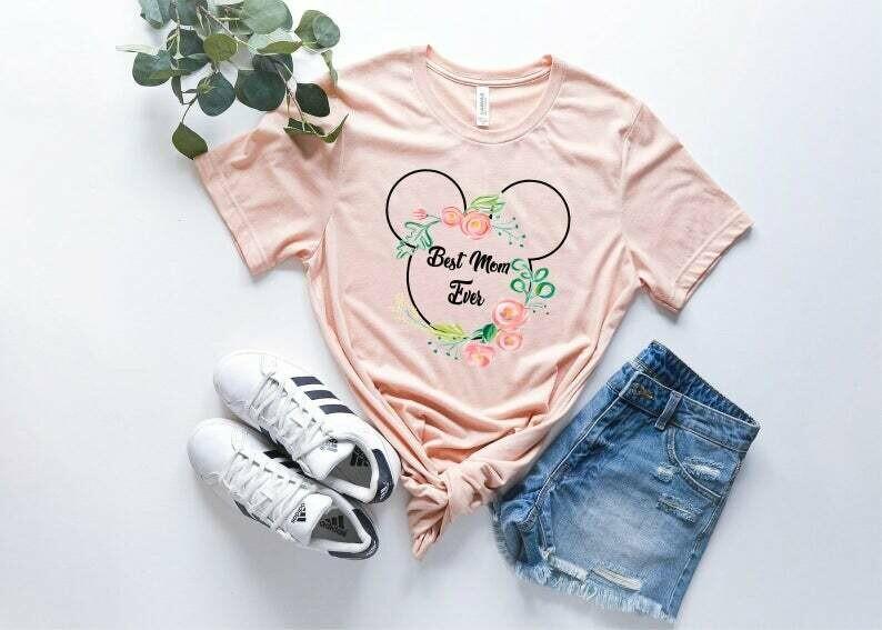 Best Mom Ever Shirt, Mom Shirt, Mom Gift Shirt, Woman Tee Gift, Cute Mom Tshirts, Mother Day Shirt, New Mom Tshirt, Pregnancy Announcement