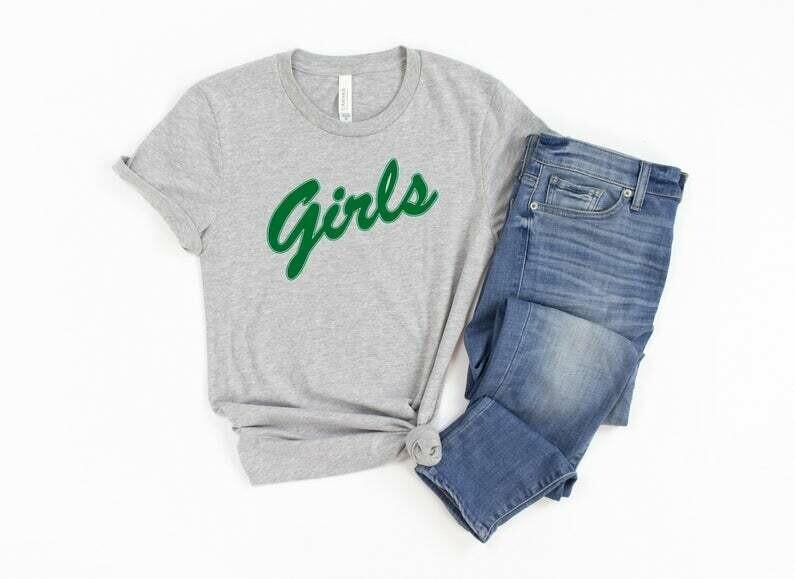 Girls Shirt , Friends Tv Show , Friends Girls Shirt , Woman Tee, Friends T Shirt, Jennifer Aniston ,Courteney Cox, Birthday Gift, Tv Shirt