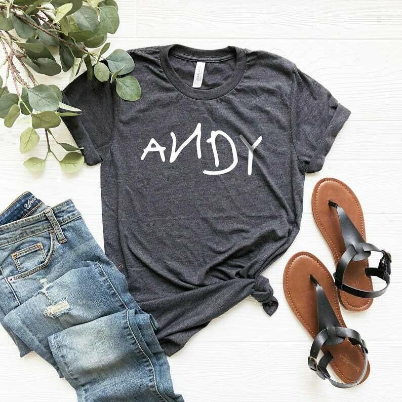 Andy disney shirt, Toy Story, Disney shirt for women, Disney Family shirt, Disney world, Disneyland shirt, Disney shirt, Disney vacation