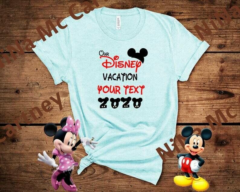 Disney Girls Trip Shirt, 2020 Family Disney Trip shirt, Custom Disney Family Shirt, Disney toddler shirt, disney baby shirt
