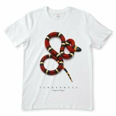 Snake White White Gucci t-Shirts
