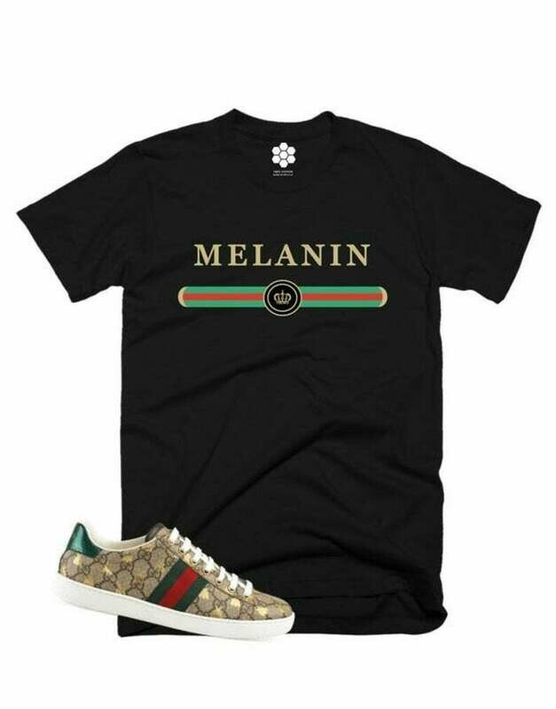 Melanin Gucci Tee