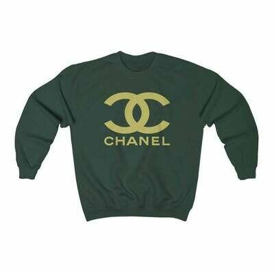 Classic Chanel, Chanel shirt, Unisex Swaetshirt, Fashion shirt, Men and Women Shirt, Vintage fashion shirt Gucci shirt vintage shirt