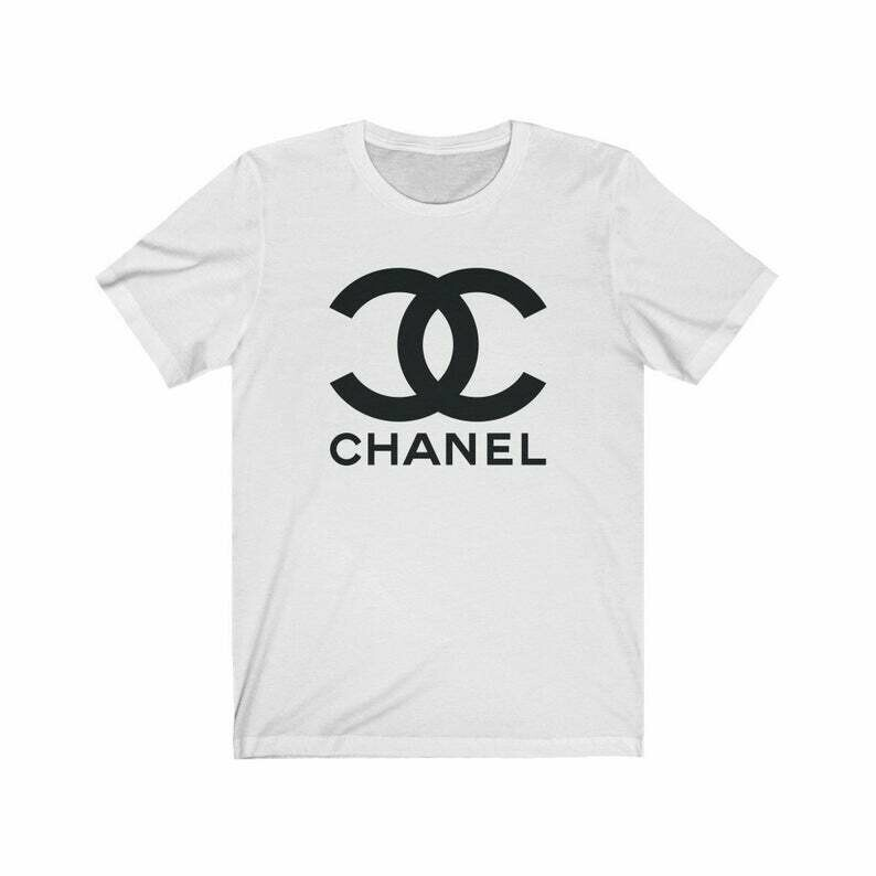 Chanel shirt, Chanel shirt, Fashion vintage fashion t shirt Fashion Shirt for women men