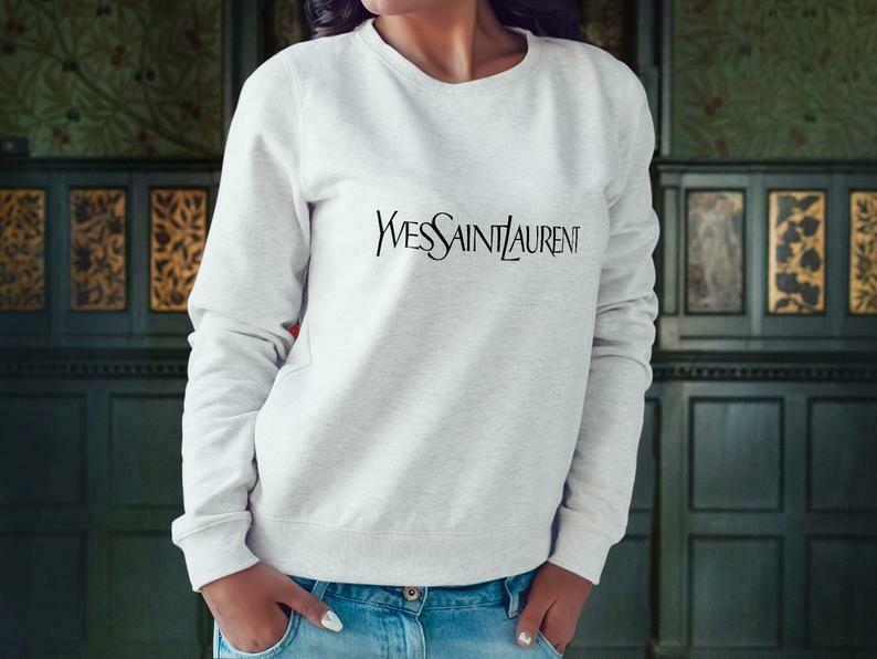 fashion t shirt Saint Laurent tee fashion sweatshirt Balenciaga Shirt
