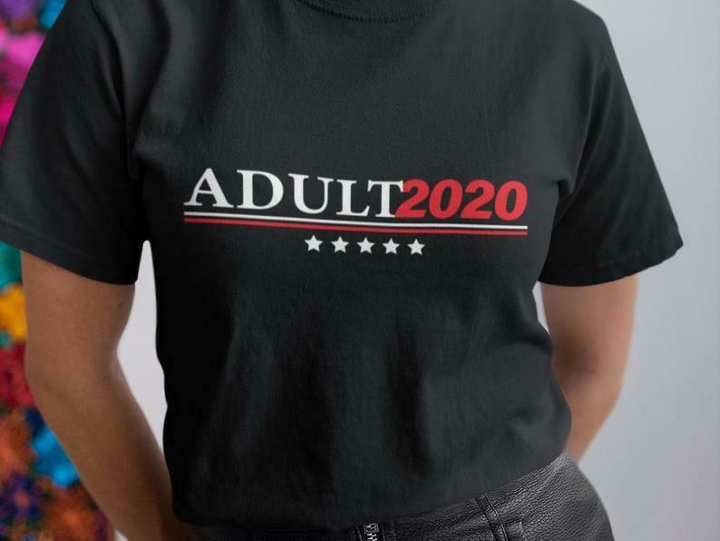 Costcotee Adult 2020 Shirt, Adulting Please Wait, 18Th Birthday Shirt, 18 Years Old, Birthday Gift Shirt, Gift Ideas, Please Wait, Sarcastic Shirt
