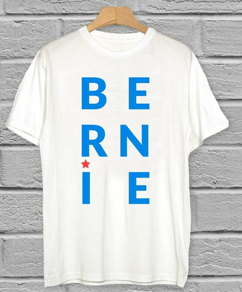 Costcotee Bernie Sanders 2020 Shirt, Bernie Sanders Merch, Bernie Unisex Shirt, Bernie Sanders for President, Men's Shirt, Women's Shirt, Sanders 2020