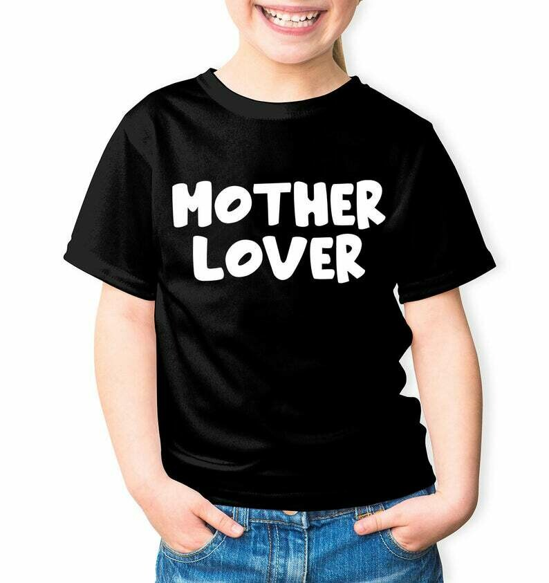 Costcotee Mother's Day T-Shirt - Mother Lover, Gift For Mom, Mama's Boy Shirt For Kids In Mother's Day, Mother's Day Gift, Funny Mom Shirt