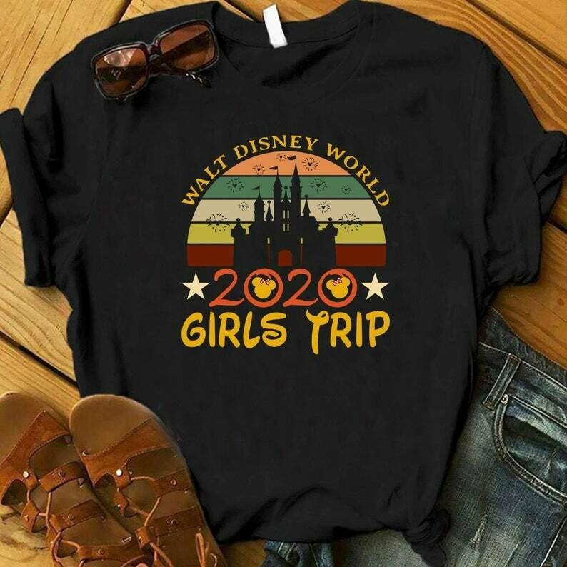 Costcotee Girls Disney Trip Shirts, Disney World shirt , Disney 2020 Shirts, Matching Disney Shirts, Disney 2020 Shirts, Disney Vacation Shirts.