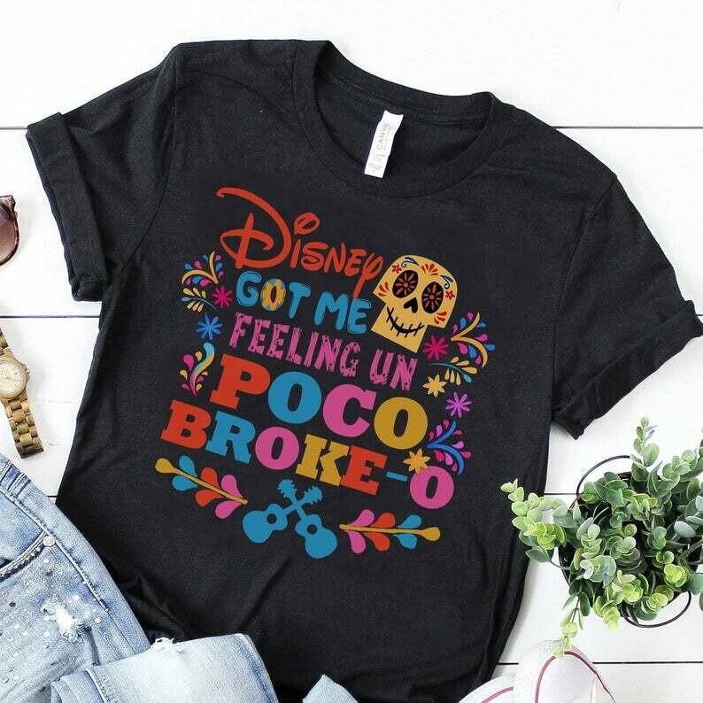 Costcotee Funny Disney Shirts | Disney Shirts | Broke Disney Shirt | Broke at Disney Shirt | Disney Vacation