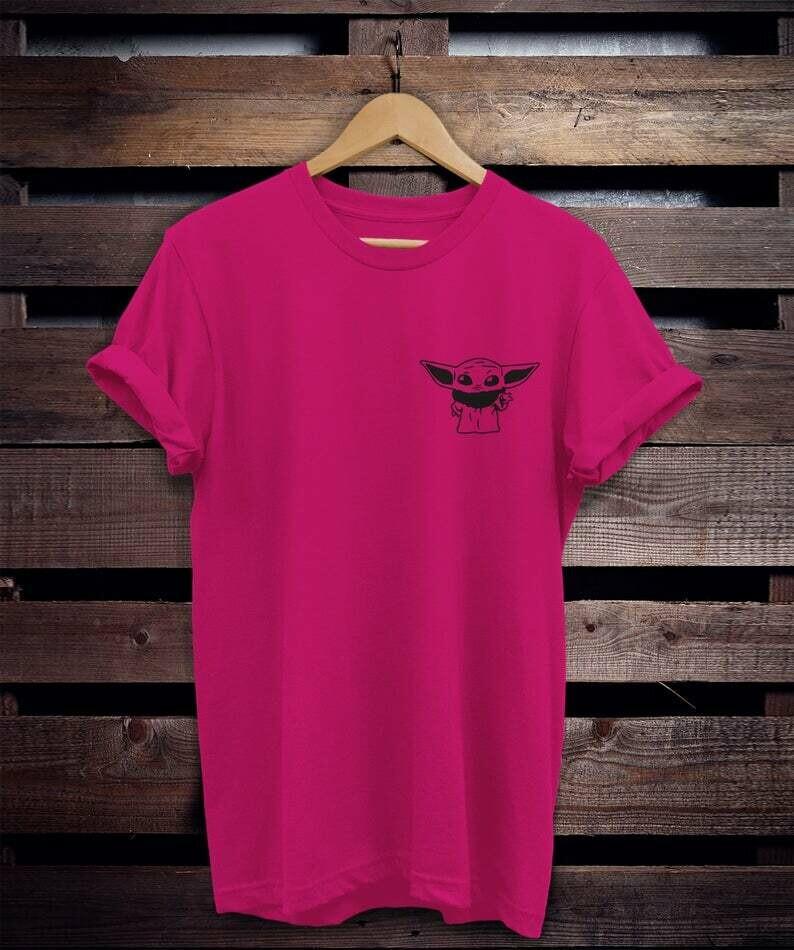 Costcotee Yoda Baby Shirt, Star Wars Shirt, Mandalorian Shirt, Yodababy Shirt, Yoda Baby Shirt, Disney Star Wars Shirt, Galaxy edge shirt, Adult Shirt