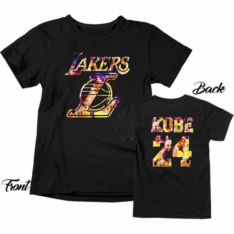 Kobe Bryant Jersey shirt