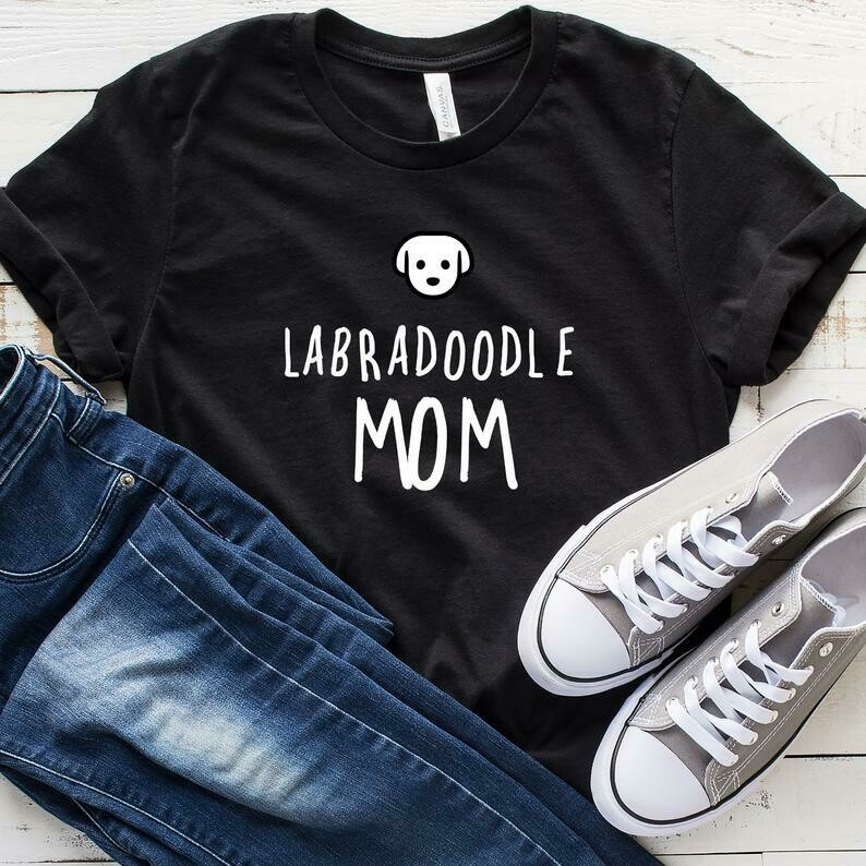 Labradoodle Mom T-Shirt, Funny Doodle Shirt, Doodle Gift, Doodle Clothing, Doodle Tee, Doodle Life, Doodle Lover, Tank Top, Hoodie