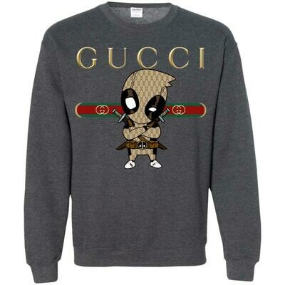 Deadpool GC Classic Logo Gucci, Gucci Shirt, Gucci T-shirt, Gucci Logo, Gucci Fashion shirt, Fashion shirt, Gucci Design shirt,Snake Gucci vintage shirt